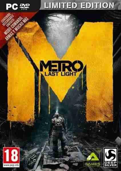 Descargar Metro Last Light [MULTI][MACOSX][MONEY] por Torrent